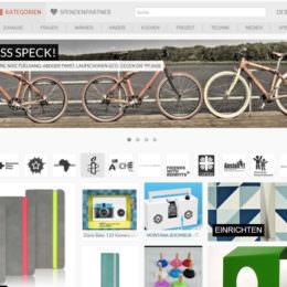 Fraisr: Eine Shopping-Plattform für Weltverbesserer und Alltagshelden