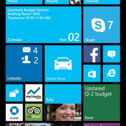 Nach Android und Apple: Screenshots zeigen Benachrichtigungscenter für Windows Phone