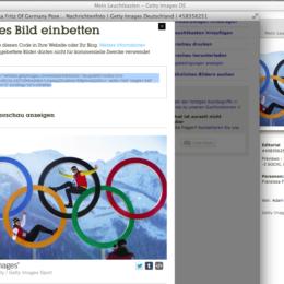 Spannend, trotz Tracking: Getty Images öffnet sich für nicht-kommerzielle Nutzung auf Blogs