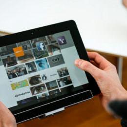 Sichere PIN-Eingabe und bessere Steuerung: Eye Tracking für Smartphones und Tablets könnte das nächste große Ding werden