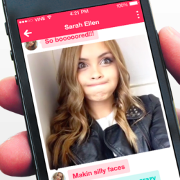Vine bringt den privaten Video-Chat