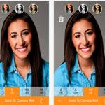 """Gut aussehen bei Selfies: """"SkinneePix""""-App macht einen (angeblich) bis zu 15 Pfund schlanker. Ein Selbstversuch."""
