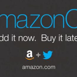 #AmazonCart: Per Hashtag in den Warenkorb