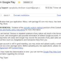Google vs. Mizuu, die Zweite: Mizuu wird nun Open Source