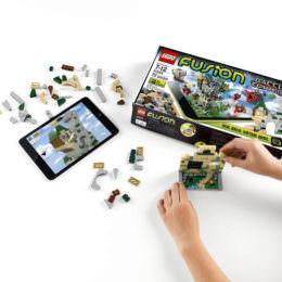 Lego Fusion: Augmented Reality für Bauklötze