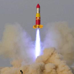 Kein verspäteter Aprilscherz: Die Bierfass-Rakete sucht finanzielle Unterstützer
