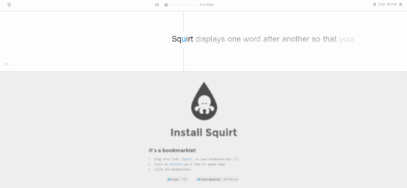squirt-webseite