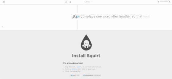 squirt-webseite
