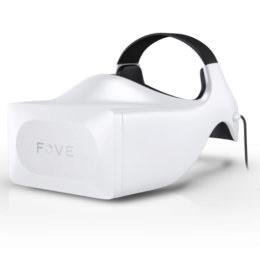 FOVE: Erste VR-Brille mit Eye Tracking und Unterstützung von Microsoft