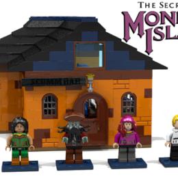 Monkey Island Lego-Set braucht Eure Unterstützung