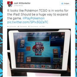 Pokèmon fürs iPad kommt: Öffnet sich Nintendo jetzt für neue Plattformen? Ein erster Ansatz ist da