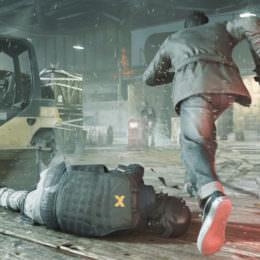 Quantum Break: Action-Spiel mit Kino-Graphik ist auch eine Fernsehserie