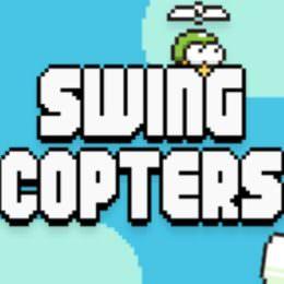 Swing Copters: Dong Nguyen versucht sich an Hubschrauber-Flappy-Bird