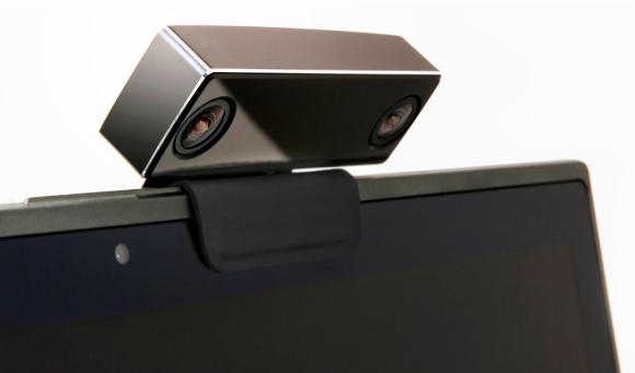 Eine kleine Peripherie mit zwei Kameras.
