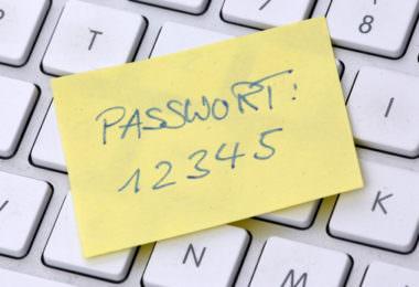Passwort (Bild: Pixelio, http://www.pixelio.de/media/704246)
