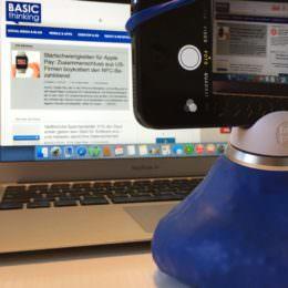 BallPod und SmartFix im Test: Ein Must-Have für Smartphone-Knipser?