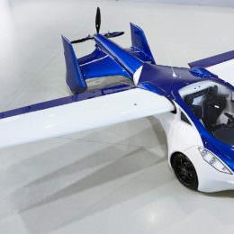 AeroMobil: Wenn das Auto fliegen lernt