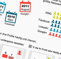 Xing wichtiger als Facebook, Google+ irrelevant: Was dabei rauskommt, wenn TÜV Nord soziale Netzwerke analysiert