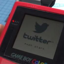 Kurioses Web-Fundstück: Twitter auf dem GameBoy - Fake oder echt?
