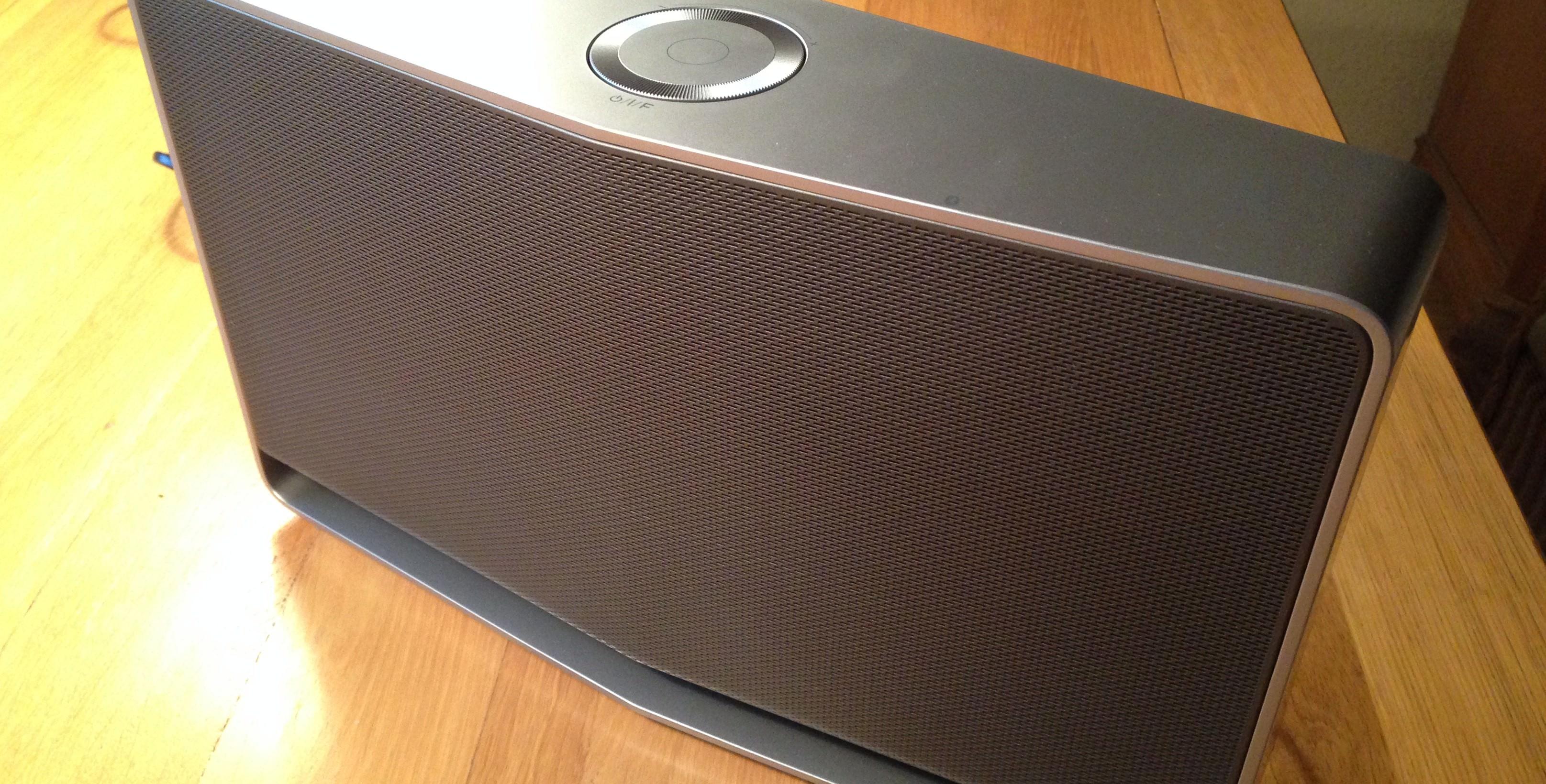 Soundsystem LG NP 8540 im Test: Souveränes