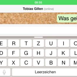 """Blaue Haken für """"gelesen"""": Whatsapp verärgert seine Nutzer"""