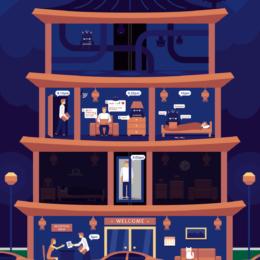 Darkhotel: Hackergruppe spezialisiert sich auf Firmenbosse in Hotelnetzen