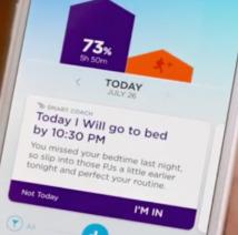 """""""Quantified Self""""-Selbstversuch: Schlaf, Kindlein, schlaf – und schalte deinen Tracker ein"""