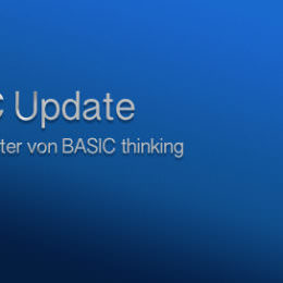 BASIC Update – Newsletter von BASIC thinking