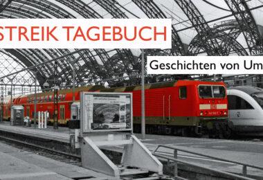 Bahnstreik-Tagebuch