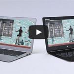 """""""Game Over"""" für das MacBook: Microsoft stänkert mit einem Video mal wieder gegen Apple"""