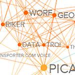 """Web-Fundstück: """"Moviegalaxies"""" zeigt die komplexem Zusammenhänge von Film-Charakteren"""