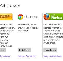 Browser-Auswahl in Windows eingestellt: Startet der Internet Explorer nun wieder durch?