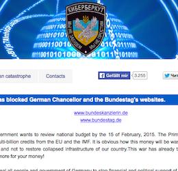 Nach CyberBerkut-Attacken: Regierungswebsites mit DDOS-Attacken lahmgelegt