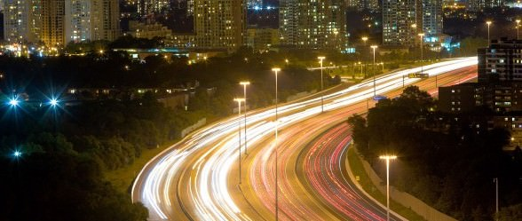 Highway_401_Night_Lapse_Busy