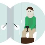 Seltsames Surf-Verhalten: Ein Viertel der Männer gehen auf dem Klo ins Internet
