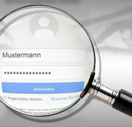 Passwort (Bild: Bernd Kasper / pixelio.de)