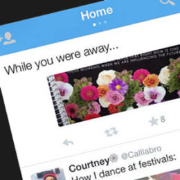 """Neue """"While you were away""""-Funktion: Die Facebookisierung von Twitter"""
