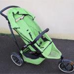 """""""Grünes Monster"""" floppte auf eBay: Kinderwagen brachte zeitweise bis zu 208.000 Euro, stürzte am Ende aber massiv ab"""