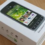 """Das Doro Liberto 820 Mini im Test, Teil 2/2: Kann das """"Rentner-Smartphone"""" überzeugen?"""