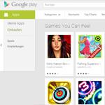 """It's not a bug, it's a feature: Android-Apps sollen zunehmend """"fühlbar"""" werden"""