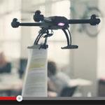 63.000 Euro fürs Kaffeeholen: Ein neuer Viral-Spot wirbt für eine vermeintliche Büro-Drohne