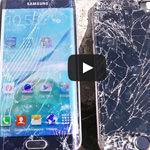 Tests mit Tauchbad und Hammerschlägen: Wie viel hält das Samsung Galaxy S6 aus?
