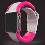 Pinkfarbene Akku-Erweiterungen & Co.: Die Welle an hässlichem Apple-Watch-Zubehör rollt nun los