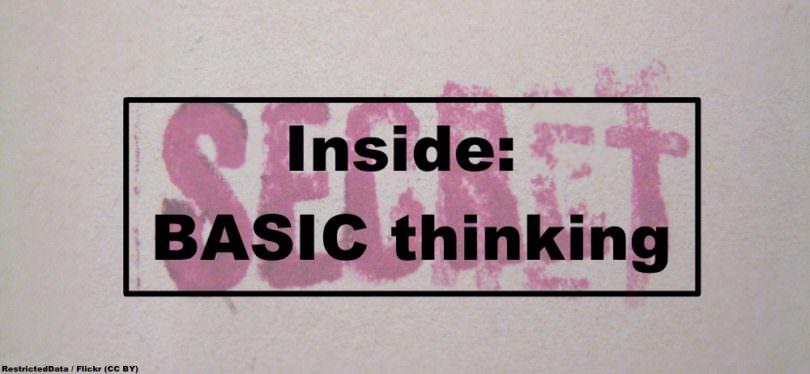 Inside: BASIC thinking (Teil III) – WhatsApp als Kommunikationskanal