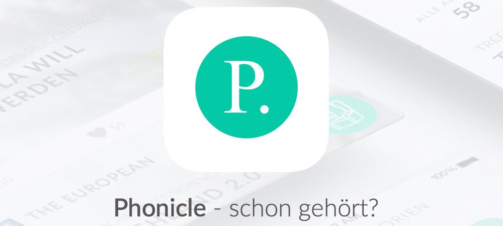 Phonicle