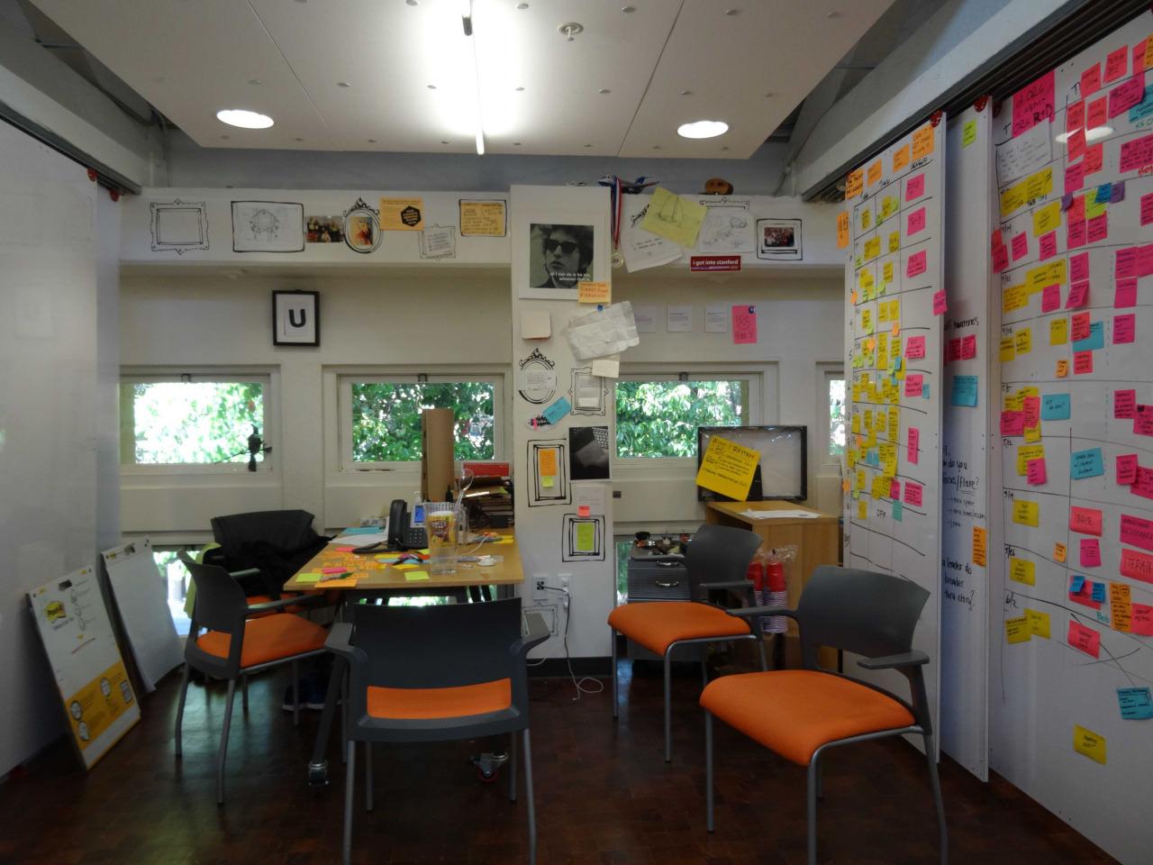 Wie arbeitet und denkt man kreativ? Das wird unter anderem an der Stanford University gelehrt.