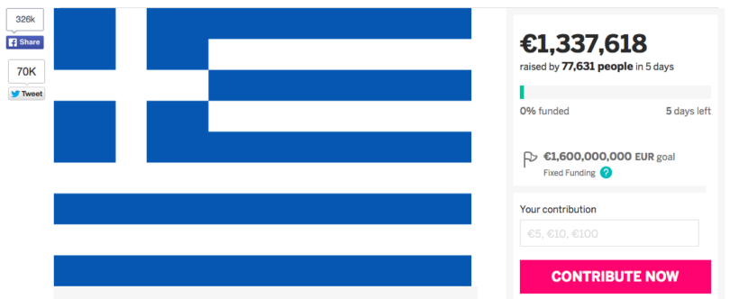Greek Bailout Fund