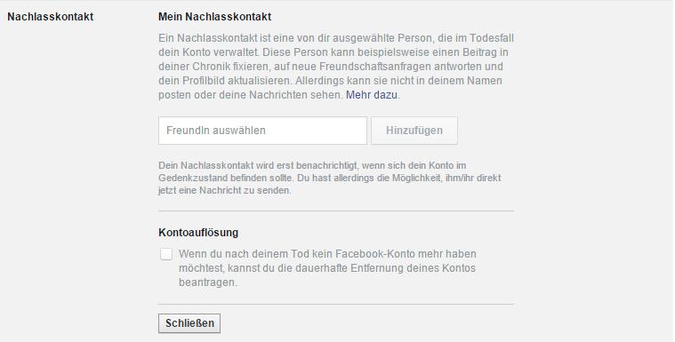 Facebook_Nachlasskontakt_Loeschung_definieren