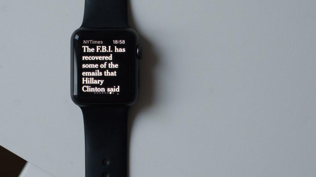 Apple Watch: Vier Wochen Alltagstest aus Sicht eines Digital Natives