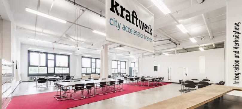 Kraftwerk – Start-up Accelerator Bremen